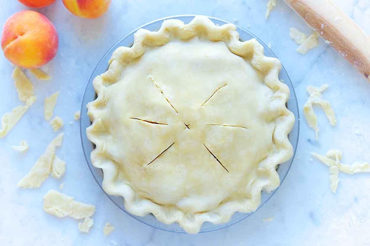 Steam clipart pie crust Crust Pie Crust Guide Flour