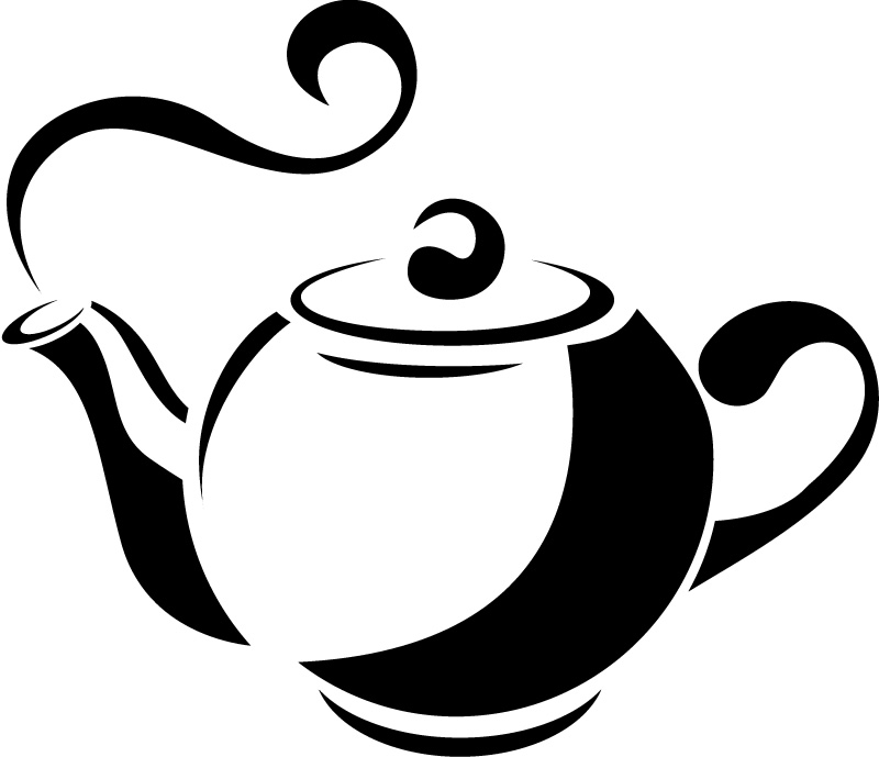 Steam clipart teapot Kitchen Steaming Wall Details Wall