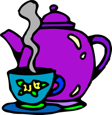 Steam clipart teapot Clip art Free Teapot teapot