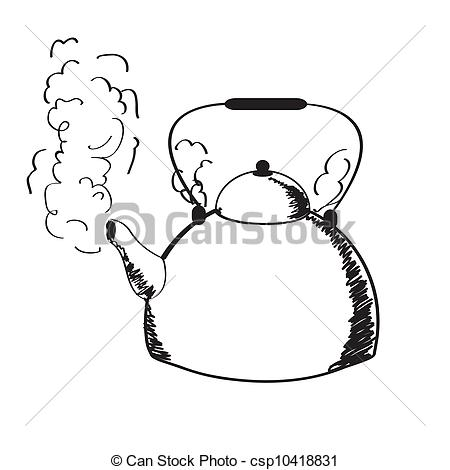 Steam clipart water vapor Water vapor clipart and black