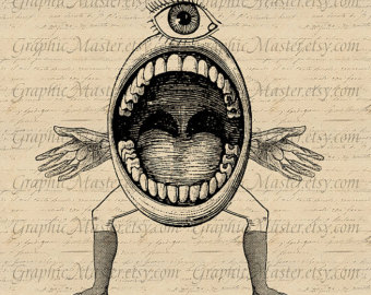 Steampunk clipart For Eye t printing Cyclops