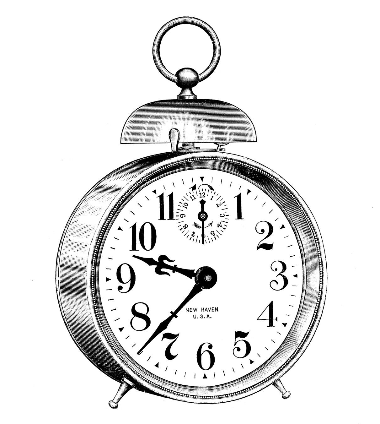 Steampunk clipart antique clock Art Classic Clock Clock Clip