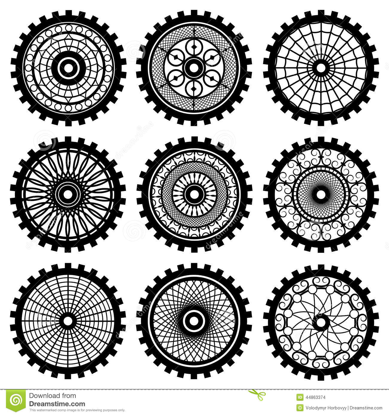 Drawn gears Drawings Search steampunk Steampunk Search