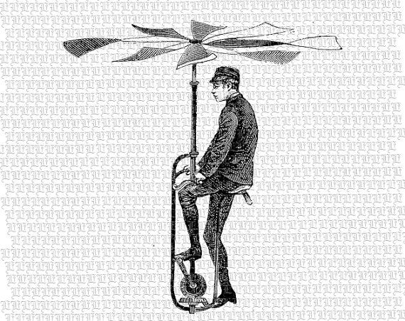 Steampunk clipart invention Printable Quality 0560 Pinterest Graphics