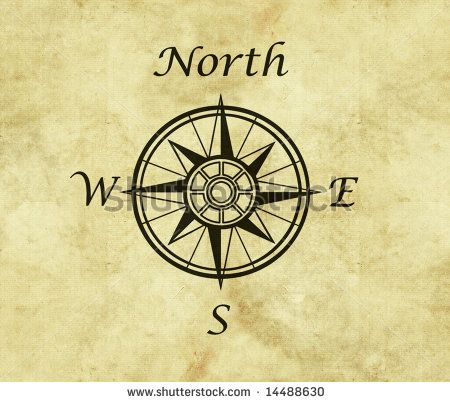 Steampunk clipart north arrow For copy clearviewstock by via