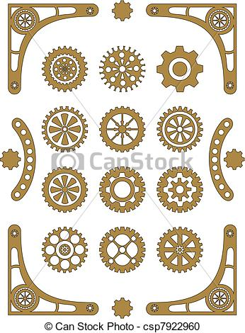 Steampunk clipart they Clipart Steampunk