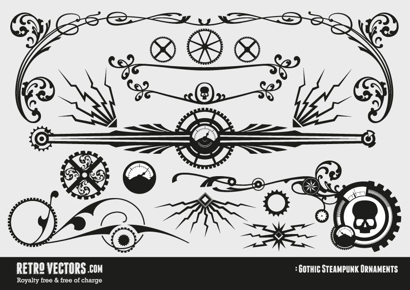 Steampunk clipart they Arrow steampunk Cliparts Steampunk Art