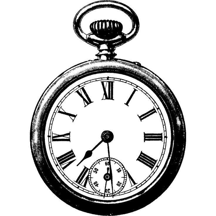 Watch clipart vintage clock Png png ClipArt Best Best