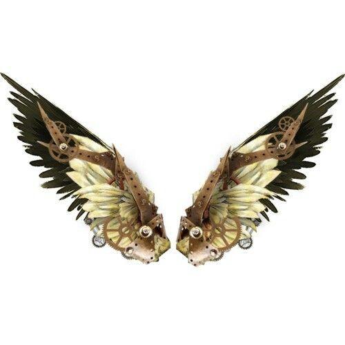 Wings clipart steampunk Best Steampunk Pinterest ideas wings