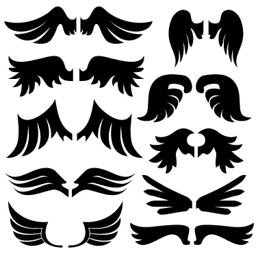 Wings clipart steampunk And  would clip Cogs