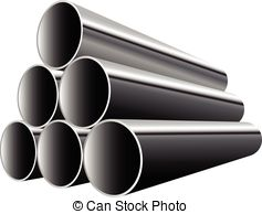 Pipe clipart steel Illustrations  isolated Art free