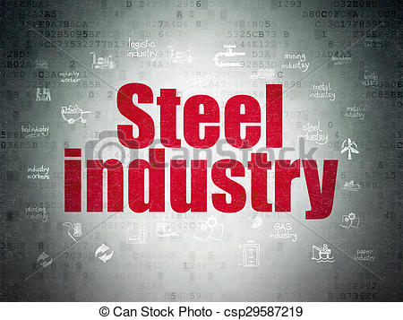 Steel clipart steel industry Csp29587219 Steel Manufacuring Paper Industry