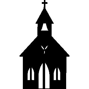 Steeple clipart free church Clip Free Clipart Black Art
