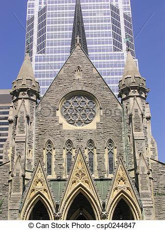 Steeple clipart church doors Stone Photo city an of