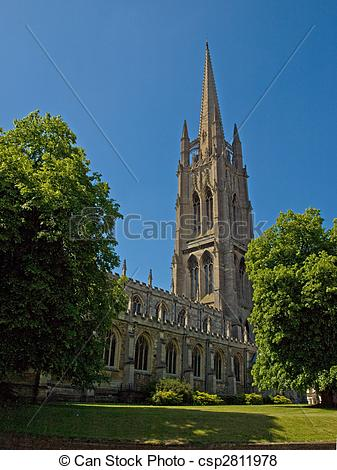 Steeple clipart english church English Louth Pictures Church of
