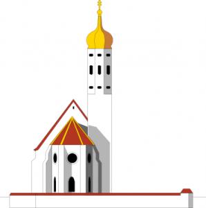 Steeple clipart religious Religious 04 Download Religious Clip