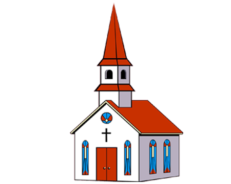 Steeple clipart small church Annually Conway small and or
