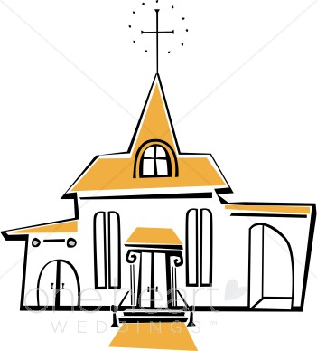 Chapel clipart silhouette ) for ( with 16