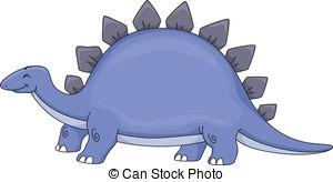 Stegosaurus clipart Vector Stegosaurus 381 Stegosaurus