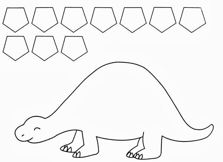 Stegosaurus clipart dinasour Template Bing 20+ Best Pinterest