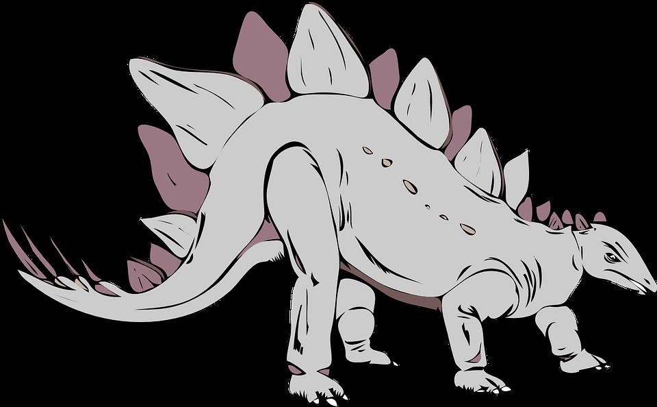 Stegosaurus clipart extinct animal Animal Dinosaur Prehistoric Extinct