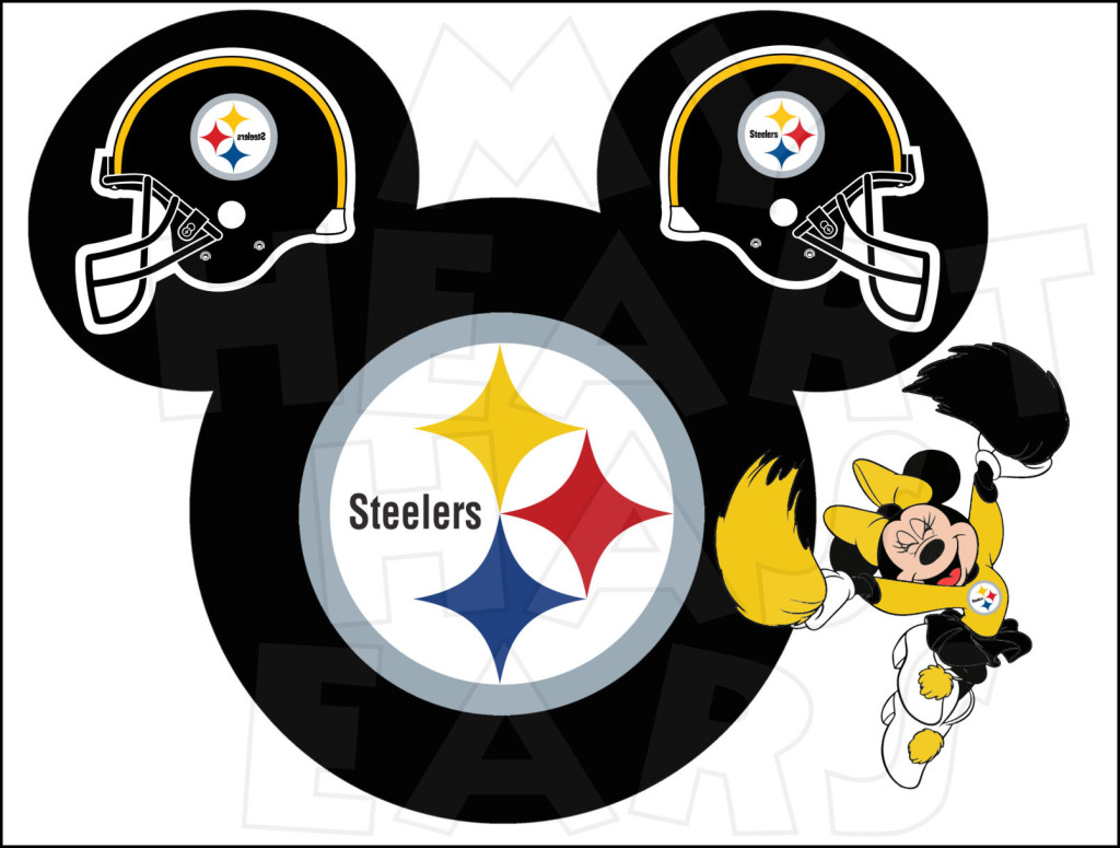 Football clipart things Clipartion #21403 Mouse Steelers Best
