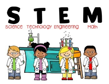 Stem clipart bamboo background Pepper's Science Kids Free Posters