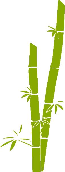 Bamboo clipart cartoon Clip royalty  at online