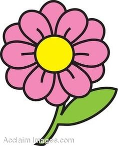Stem clipart cartoon flower Co Flower Clipart Cliparts Free