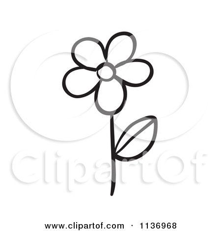 Stem clipart cartoon flower 20 Of Cartoon Pinterest colematt