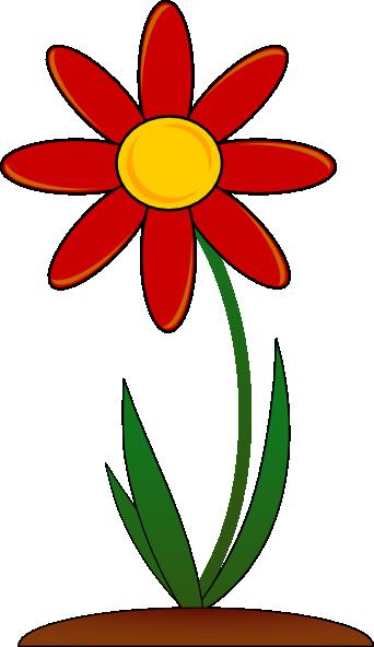 Stem clipart cartoon flower Online this Download art Clip