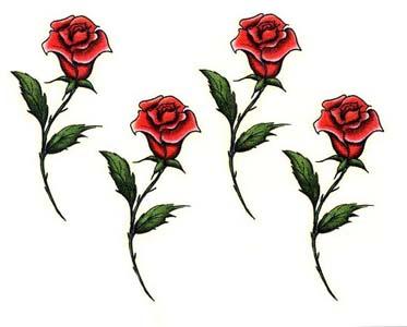 Stem clipart long stem rose Download  Tattoo Long stem