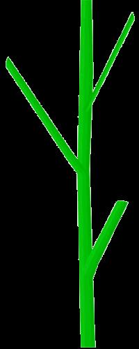 Stem clipart plant stem A even plant roots plant