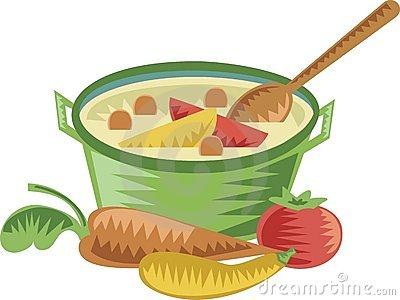Stew clipart #8