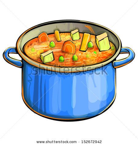 Stew clipart #11