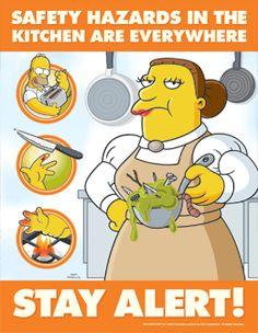 Stew clipart kitchen hygiene W Google safety Szukaj Search