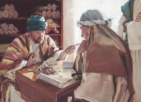 Steward clipart faithfulness We So share just Debtors?