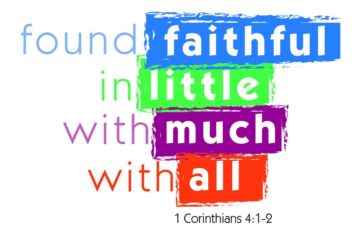 Steward clipart faithfulness An Emphasis: Stewardship Ecumenical Stewards