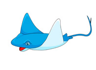 Stingray clipart For Clipart  Pictures Size: