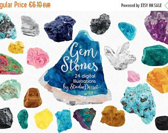 Stone clipart mineral rock #9