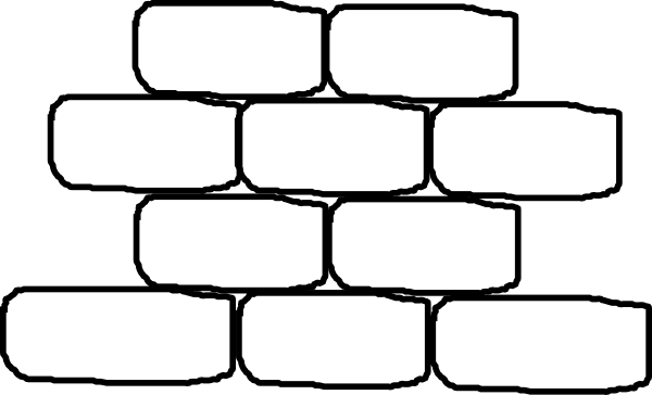 Stone Wall clipart brick wall background Red%20brick%20house%20clipart Panda Clipart Clipart Wall