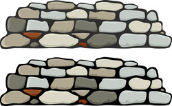 Stone Wall clipart antique Stone Download Art Wall Art