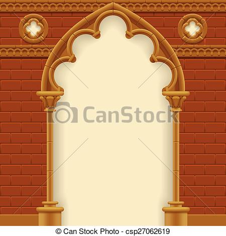 Stone Wall clipart antique Csp27062619 arch  Art arch