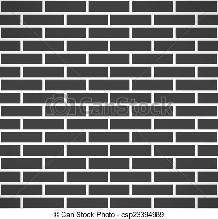 Black clipart brick wall Stonewall seamless Black Stonewall Stock