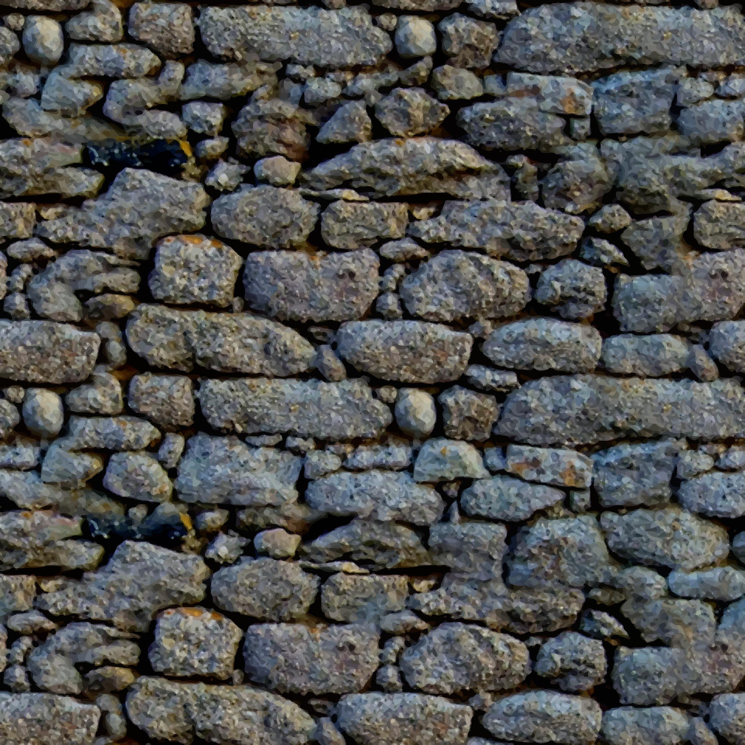 Cobblestone clipart rubble 5 Stone wall wall Clipart