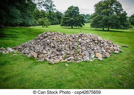 Stone Wall clipart rock pile A Images Pile in
