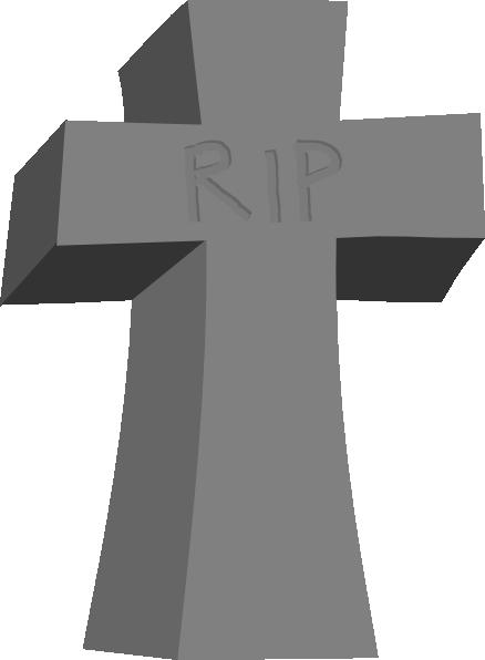 Tombstone clipart plain Clip for ClipartMonk headstone