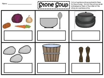 Stone Wall clipart word wall Soup: Stone Story Wall A+