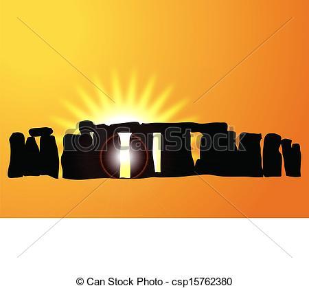 Stonehenge clipart europe Stonehenge STONEHENGE clip Vector Stonehenge