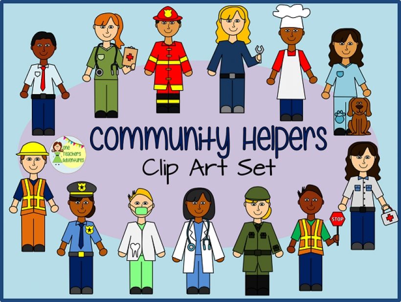 Community clipart community support One art adventures may art